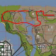 Chopper-Checkpoint-Karte