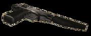 9mm mit Schalldämpfer, SA