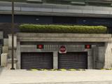 Polizei-Tiefgarage (V)