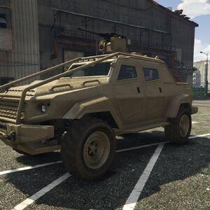Insurgent Pickup Custom V Gta Wiki Fandom