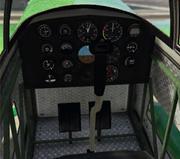 Mallard-Cockpit, GTA V