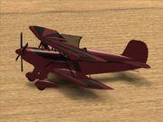 Stuntflugzeug, Verdant Meadows, SA