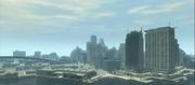 Alderney City Skyline