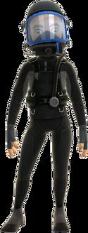 Avatar 360 Scuba Outfit V