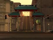 Chinatown Pagodentor 2
