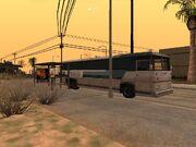 Bushaltestelle SA