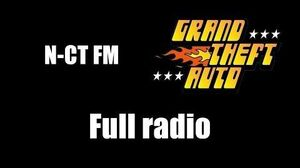 GTA 1 (GTA I) - N-CT FM Full radio