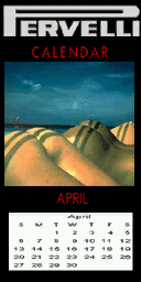 Pervelli Kalender