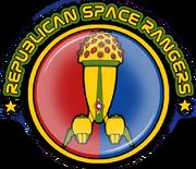 Republican-Space-Rangers-Logo