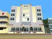 Deacon Hotel, Ocean Beach, VC