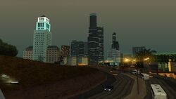 Downtown von Los Santos