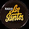 Radio-Los-Santos-Ansteckplakette