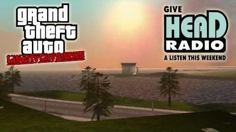 GTA LCS - Head Radio **15 Ways - Drive**
