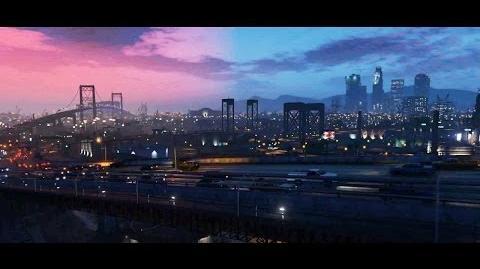 Grand Theft Auto 5 - Next-Gen- und PC-Ankündigung im E3-Trailer (GTA 5)