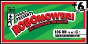El Chamuco Roboto Plakat