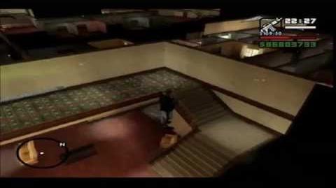 GTA San Andreas Bugs & Glitches Part 3
