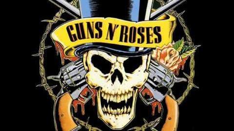 Guns N' Roses - Welcome To The Jungle + Lyrics