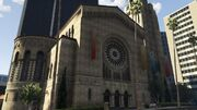 GTAVLittle Seoul Church