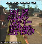 Kilo Tray Ballas-Tag, SA