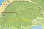 Mount Chiliad, Blaine County