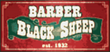 Barber Black Sheep, FL VCS