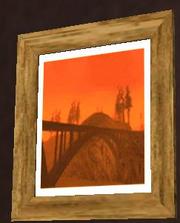 Oram Bridge-Bilderrahmen