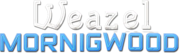 Weazel-Morningwood-Logo