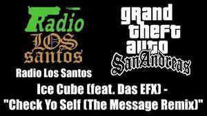 GTA San Andreas - Radio Los Santos Ice Cube (feat