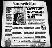Liberty-Tree-Ausgabe, LCS