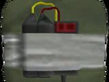 Haftbomben