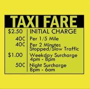 Taxifare