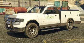 Pickup-Modell