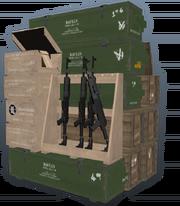 Sturmgewehrkisten, GTA V