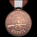 Schießstand V Bronze