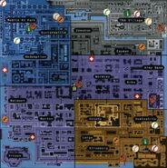 Karte GTA2 Residential
