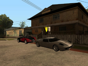 Bullet & Bugatti