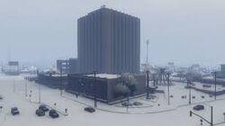 Davis Courts Building