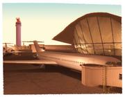 Escobar International Airport, VC