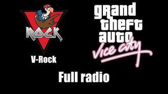 GTA Vice City - V-Rock (Rev. 1) Full radio