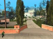 Los sepulcros friedhof