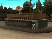 Diner Fort Carson