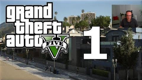 Let's Play GTA 5 (deutsch) - 1 Tutorial