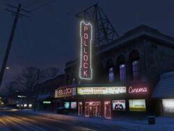 Pollock Cinema Ludendorff