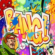 Republican-Space-Rangers-Gemälde 1