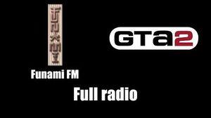 GTA 2 (GTA II) - Funami FM Full radio