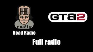 GTA 2 (GTA II) - Head Radio Full radio