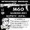 M60-Handbuch