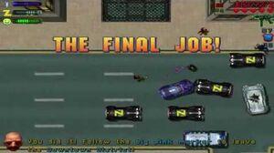 GTA 2 (1999) - The Final Job! (Downtown District) 4K 60FPS