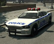 Polizei Buffalo Front