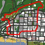 Vinewood-Karte